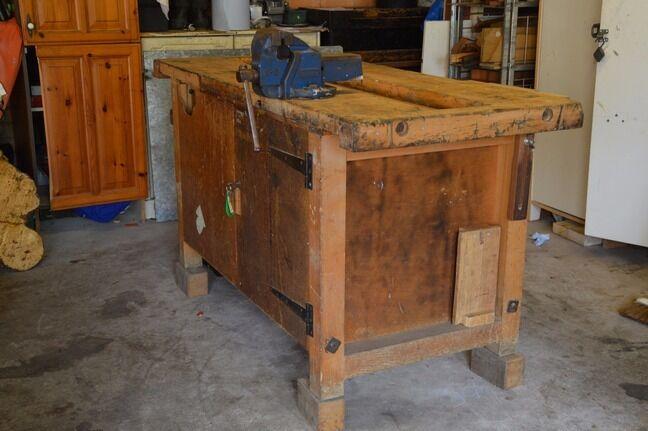 Innovative Build School Woodwork Bench DIY PDF Free Easy Wood Project