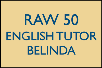 RAW 50 English Tutor