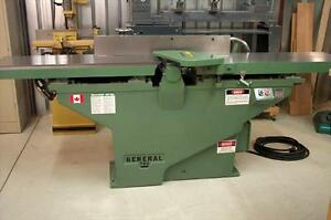 "ISO General Canada 780 12"" jointer"