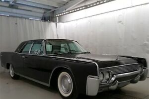 Looking to buy a 1961 - 1965 Lincoln Continental