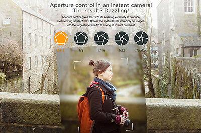 как выглядит Пленочный фотоаппарат MiNT TL70 2.0 Flex Twin-Lens Instant Camera ND filters Close up Lens Hood Set фото