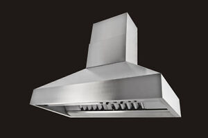 """Wall Mounted Nickel Stainless Steel - avail: 30"""" $699 36"""" $1199"""