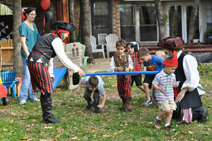 PIRATE CHARACTER PACKAGES..BOOK TODAY! Oakville / Halton Region Toronto (GTA) image 4