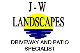 J W LANDSCAPES DRIVEWAY AND PATIO SPECIALIST