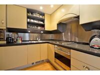 STUNNING 2 BED 2 BATH FLAT, PARKING, CONCIERGE, 2 BALCONIES IN Belgrave Court, Westferry Circus, E14