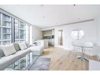 1 Bed flat rent in Nine Elms, London, SW8 5BE