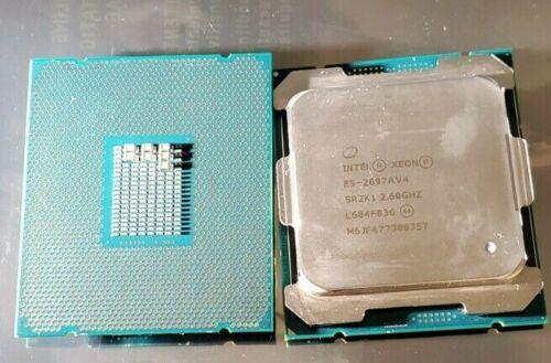 Intel E5-2697A v4 2.60 GHz SR2K1 LGA2011-3 16-Core Xeon