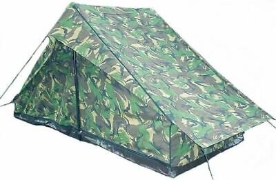 British Military Woodland DPM Two-Man Tent