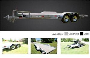 Light Tandem Axle Utility Trailer