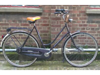 Omabike Omafiets ladies dutch bike GAZELLE - SHIMANO NEXUS 7 speed, size 21in - Welcome for ride