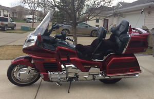 2000 Honda Goldwing 25th Anniversary Edition