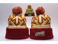 Cleveland Cavaliers NBA Glowflake Beanie Hat