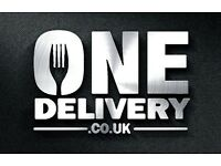 One Delivery want you! Immediate start! Delivering throughout Belfast & Newtownabbey.