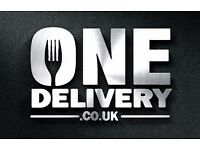Immediate Starts! Delivery Drivers/Riders required throughout South & East Belfast