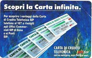 NUOVA-SMAG-GOLDEN-128-C-amp-C-1221-CARTA-INFINITA-TIPO-B-06-94-5-000-LIRE-MANTEGAZ