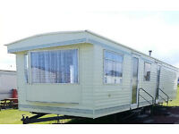 ALL DATES Northumberland Sandy Bay Holiday Park Resorts 7 Berth Static Caravan Hire to let For Rent