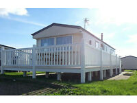 LAST MINUTE 6 Berth Northumberland Sandy Bay Holiday Park Static Caravan Hire to let For Rent