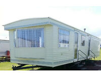AVAILABLE NOW 3 BEDROOM Caravan Hire Northumberland Sandy Bay Holiday Park Resorts to let For Rent