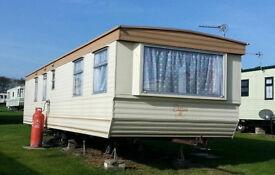 LONG OR SHORT TERM 8 Berth Caravan Hire Northumberland Sandy Bay Holiday Park Resorts to let to Rent