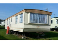 LONG OR SHORT TERM 8 Berth Caravan Hire Northumberland Sandy Bay Holiday Park Resorts to let to Rent