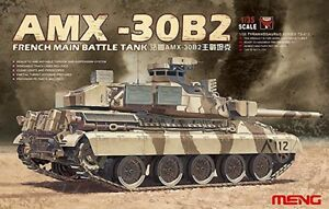 Meng 1/35 french main battle tank AMX-30B2