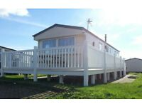 LAST MINUTE SCHOOL HOLIDAYS 4/5 Berth Sandy Bay Holiday Park Static Caravan Hire to let For Rent