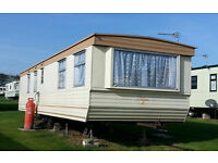 AVAILABLE NOW 8 Berth Caravan Hire Northumberland Sandy Bay Holiday Park Resorts to let For Rent