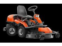 HUSQVARA ride-on mower 316T - 112cm cutting deck £3,950 Bargain!