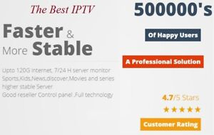 The Best Arabic iptv( French, European channels included & More)