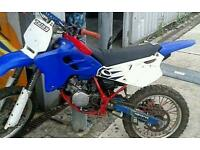 Yz85 bw 2000 model. Full engine rebuild.. collection only yz kx rm KTM pitbike quad