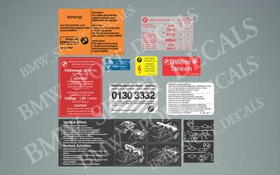 3 x DOT ECE 2215 SNELL sticker Aufkleber Etikett etichetta klistremerke
