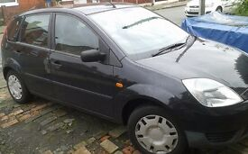 2002-2008 Ford Fiesta 1.4 16v 5-door - PARTS FOR SALE - some will also fit Fusion / Focus