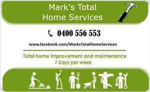 Mark's Total Home Services Werribee Wyndham Area Preview