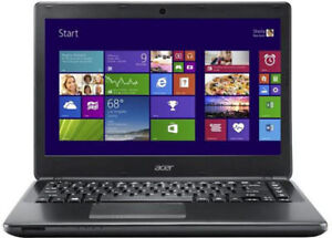 ACER- P245-i5-4200U -500GB HD 8 GB RAM W 10 PROF WEBCAM DVD WIFI