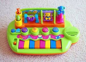 KIDS TOY PIANO Sheidow Park Marion Area Preview