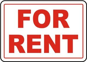 Seeking a 1  bdr apartment for rent/ or 2 bdr with roommate