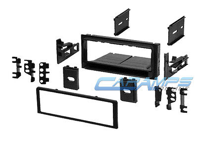 CHEVROLET CAR STEREO DASH INSTALL MOUNTING KIT CD PLAYER RADIO INSTALLATION TRIM Chevrolet Caprice Dash Kit