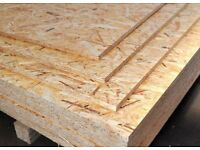 brand new osb3 and plywood ideal for shed / playhouse projects and repair