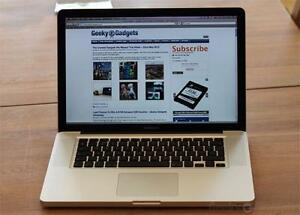 "Apple Macbook Pro 17"" - Core i5 2.53 GHz - 8 GB RAM - 500 GB HDD - 2010-11 Model - 1920x1200 HD 288 MB Graphics Display"
