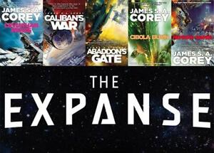 BUYING books 4, 5, and 6 of The Expanse