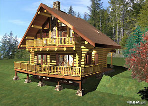 HANDCRAFTED & MILLED LOG CABINS  AB /  LEGACY LOG HOMES INC.