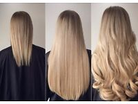HALF-PRICE PROFESSIONAL HAIR EXTENSION FITTING WHEN YOU BUY OUR HAIR EXTENSIONS