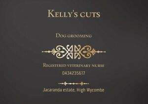 Kelly's cuts dog grooming High Wycombe Kalamunda Area Preview