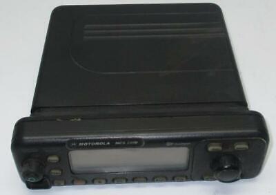 Motorola Mcs 2000 Flashport Mr304 Vhf 136-174mhz Mobile Radio M01khm9pw5bn