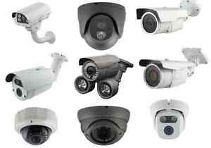 CCTV Surveillance System , Complete Systems,Parts,Cables.Camera