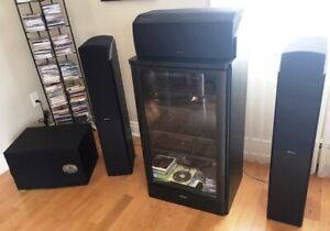 High Fidelity Stereo System