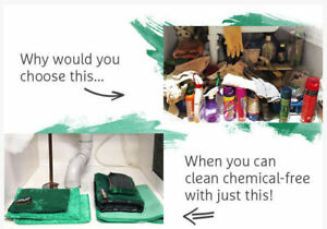 ENJO - Chemical Free Cleaning