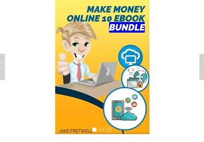 Make Money Online 10 Ebook Bundle Pdf With Free Shipping And Resell Rights