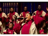 Gospel singer wanted