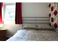 Double bedroom in 2 bed flat festival let